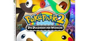 PokPark 2 - Die Dimension der Wnsche (Nintendo)
