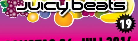 JUICY BEATS 2014 – Der fruchtigste Tag des Jahres