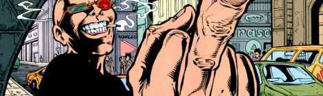 Warren Ellis & Darick Robertson: Transmetropolitan 4 - Im Netz der Spinne (Vertigo/ Panini Comics)
