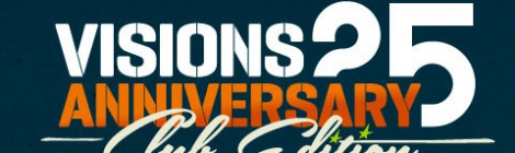 VISIONS 25th Anniversary Club Edition mit den Beatsteaks & The Durango Riot
