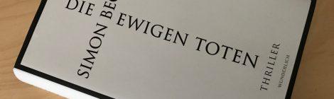 """Simon Beckett: """"Die ewigen Toten"""" (Wunderlich)"""