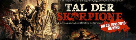 """Tal der Skorpione"" (ab dem 20. Juni im Kino) +++Gewinnspiel+++"
