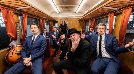 """JAZZKANTINE: 25 Jahre – neues Album und Tour """"Mit Pauken und Trompeten"""" +++Gewinnspiel+++"""