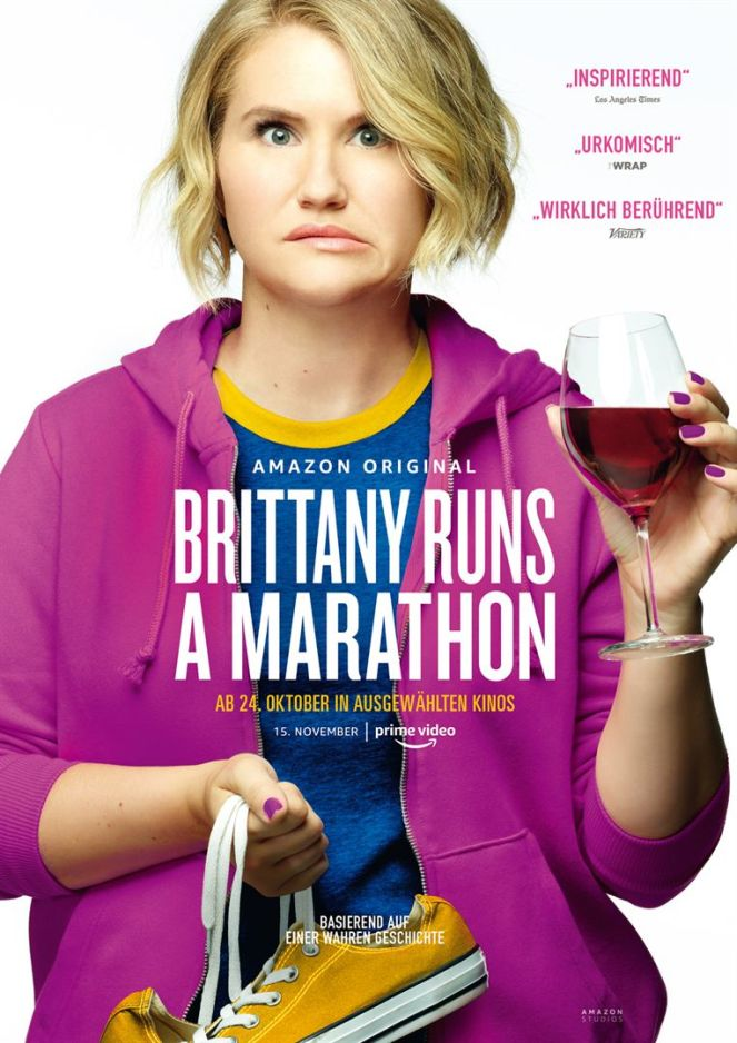 Brittany Runs A Marathon Kino