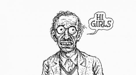 """Robert Crumb: """"Sketchbook, Vol. 5: 1989–1998""""  (TASCHEN)"""