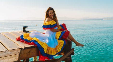 "Paola Andrea veröffentlicht Debütsingle ""Mi Fuego"""