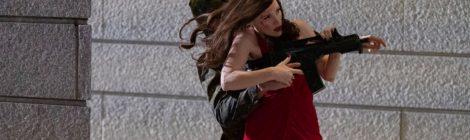 """CODE AVA - Trained To Kill"" mit Jessica Chastain, Colin Farrell, Common und John Malkovich +++Gewinnspiel+++"
