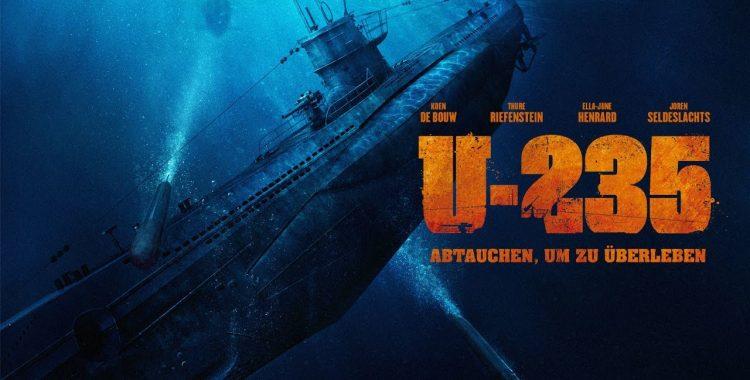 """""""U-235 – Abtauchen, um zu überleben"""" (EuroVideo Medien) +++Rezension & Interview+++"""