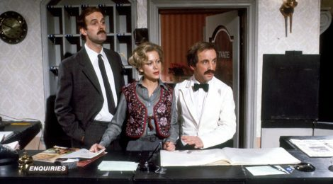 """Fawlty Towers"" - Die komplette Serie (Polyband)"