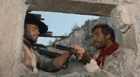 """""""Django - Sein Gesangbuch war der Colt"""" (explosive media)"""