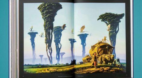 """Dian Hanson: """"Masterpieces of Fantasy Art"""" (TASCHEN)"""