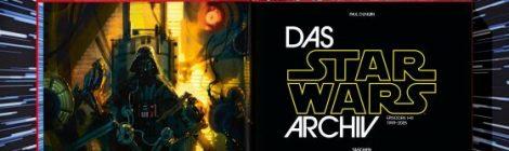 """""""Das Star Wars Archiv. 1999–2005"""" (TASCHEN)"""