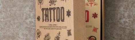 """""""TATTOO. 1730s-1970s. Henk Schiffmacher's Private Collection"""" (TASCHEN) +++Rezension & Einladung zur Signierstunde in Köln+++"""